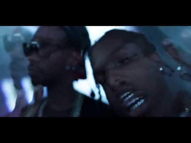 A$AP Rocky, Juicy J - Multiply