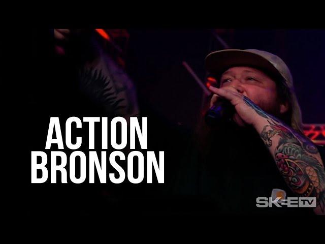 Action Bronson - Actin Crazy (live)