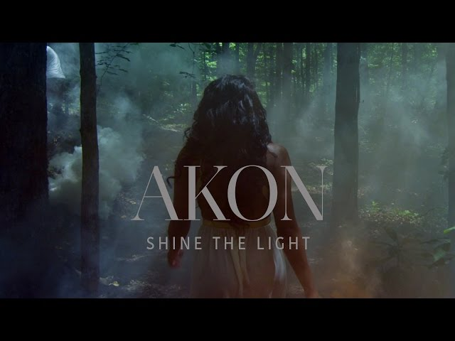 Akon - Shine The Light