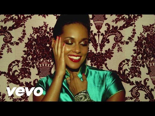 Alicia Keys - Girl On Fire (Inferno)