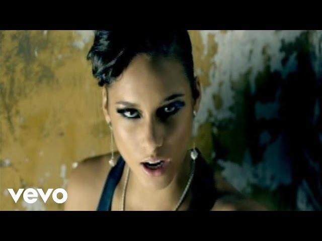 Alicia Keys - Sleeping With A Broken Heart