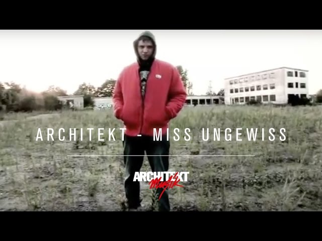 Architekt - Miss Ungewiss