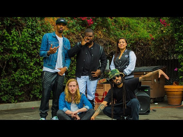 Asher Roth, King Chip, Chevy Woods - RAW Cypher