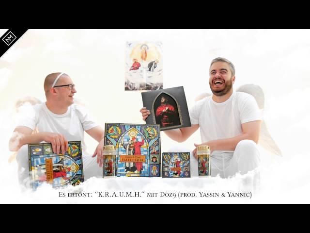 Audio88, Yassin - Halleluja (Snippet)