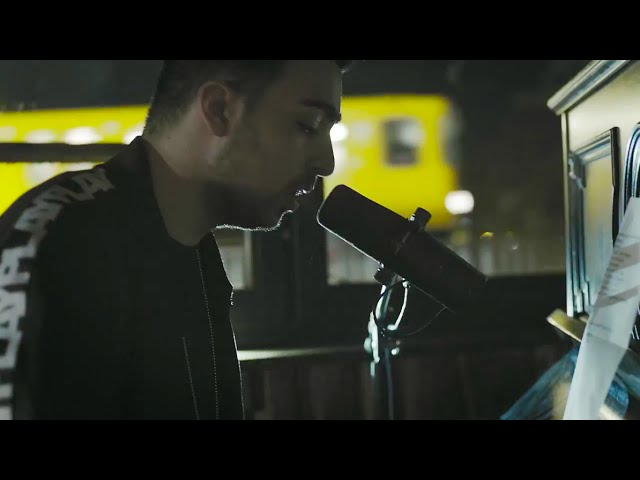BRKN - Unterwegs (Fler Cover)