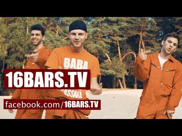 Baba Saad, EstA, Punch Arogunz - Hallo Rapfans (16BARS.TV Premiere)