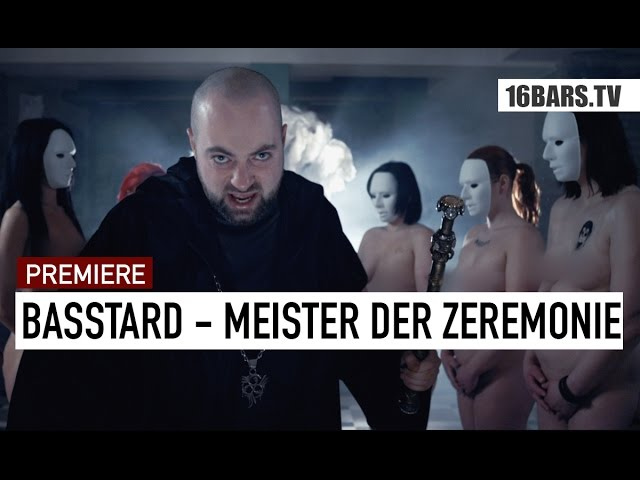 Basstard - MDZ (16BARS.TV PREMIERE)
