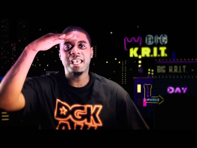 Big K.R.I.T. - 4EvaNaDay Theme