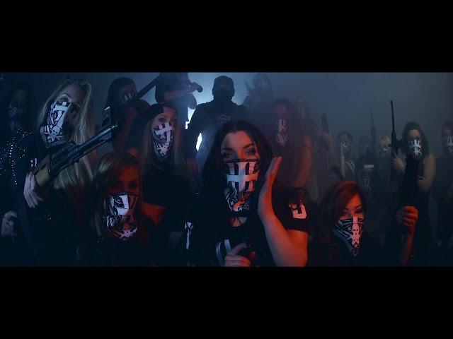 Blokkmonsta - Maske auf