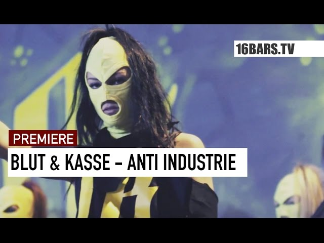 Blut & Kasse, Joshimixu - Anti Industrie (16BARS.TV PREMIERE)