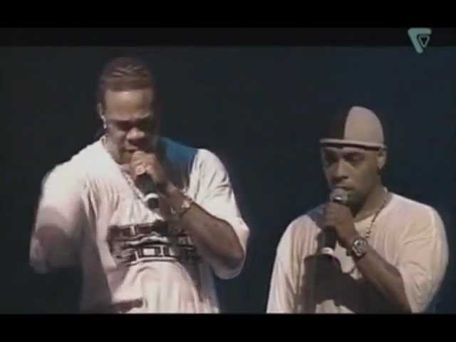 Busta Rhymes, Spliff Star, Papoose - Medley Live