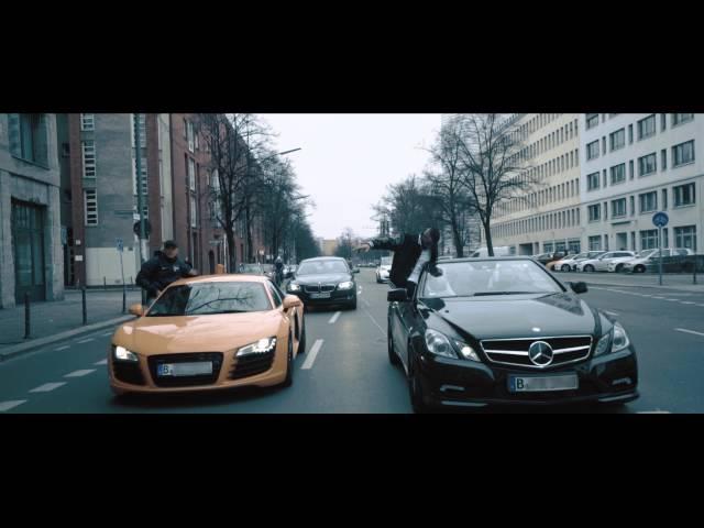Capital Bra, King Khalil - Fluchtwagen glänzen