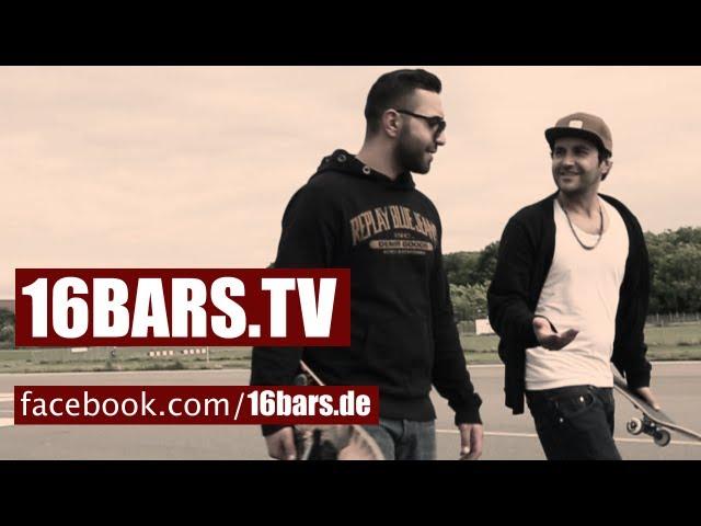 Chefket, Tua, MoTrip - Entscheide Du (16BARS.TV Premiere)