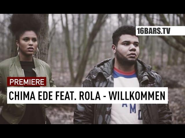 Chima Ede, Rola - Willkommen (PREMIERE)