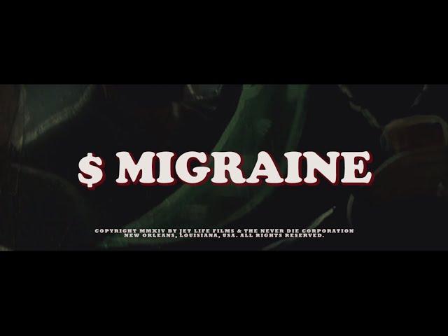 Curren$y - $ Migraine