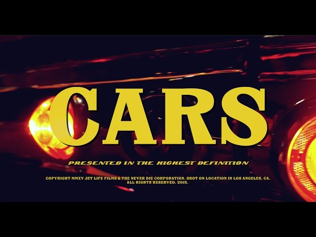 Curren$y - Cars