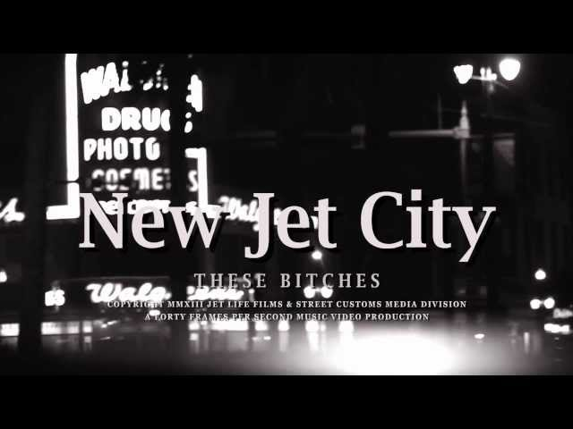 Curren$y, French Montana - These Bitches