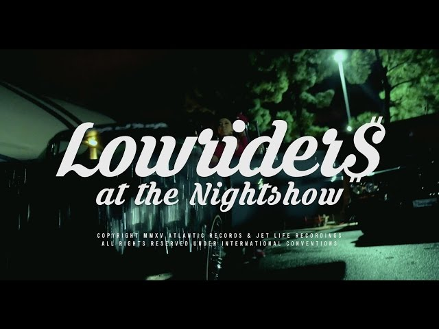 Curren$y - Lowriders At The Nightshow