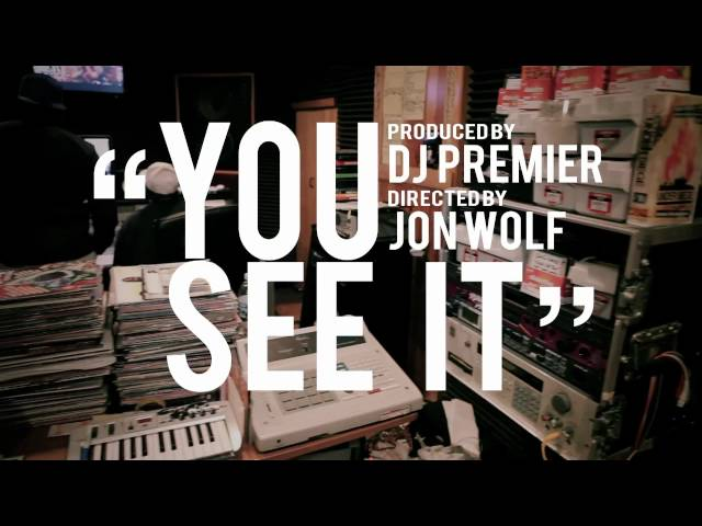 DJ Premier, Wais P - You See It
