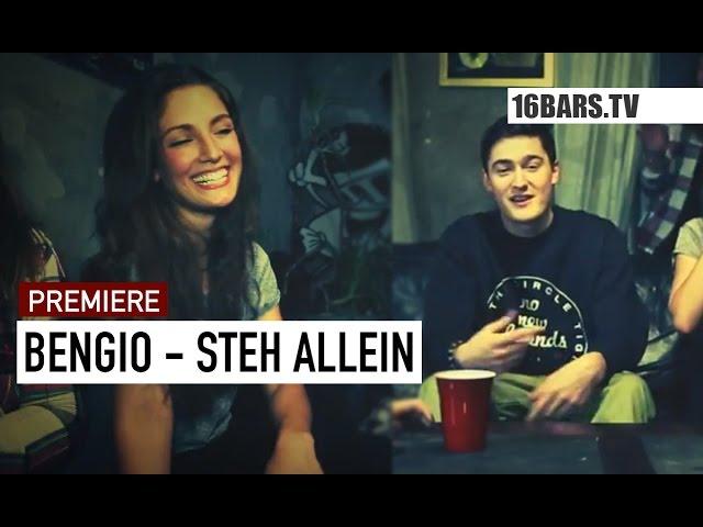 DJ Vito, Bengio - Steh Allein (16BARS.TV PREMIERE)