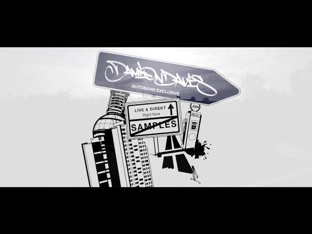 Damion Davis - Autobahn-Freestyle