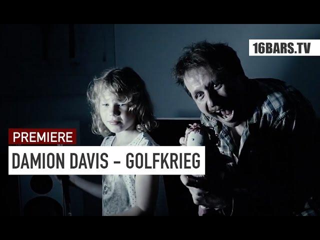 Damion Davis - Golfkrieg (Premiere)