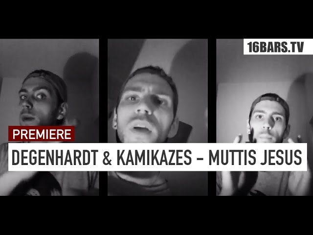 Degenhardt, Kamikazes - Muttis Jesus