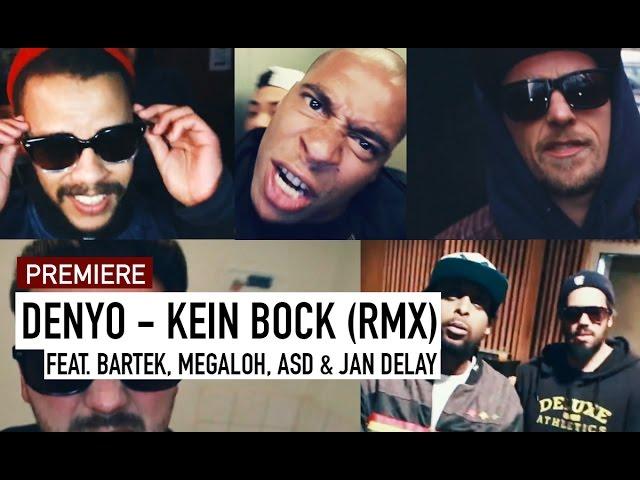 Denyo, Samy Deluxe, Megaloh, Afrob, Bartek, Jan Delay - Kein Bock //...