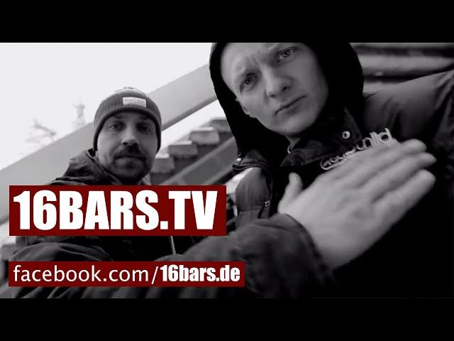 Der Plusmacher, Damion Davis, Olexesh - Ein jeder ist Held (16BARS.TV PREMIERE)