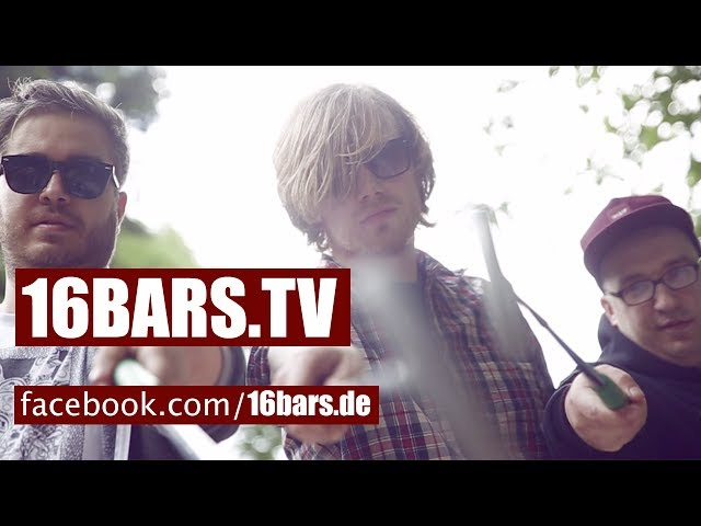 Dexter, Audio88, Yassin - Dies das (16BARS.TV PREMIERE)