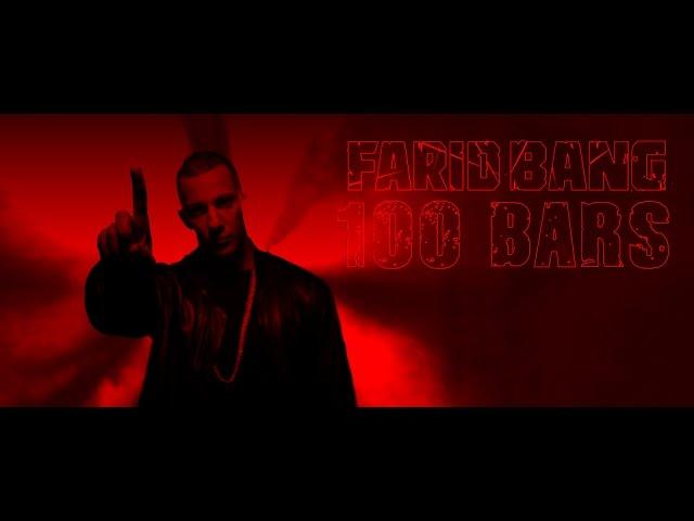 Farid Bang - 100 Bars
