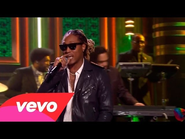 Future, Pusha T, The Roots - Move That Dope (Live)