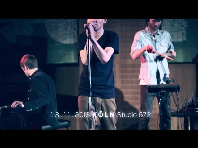 Gerard - Verschwommen (live)