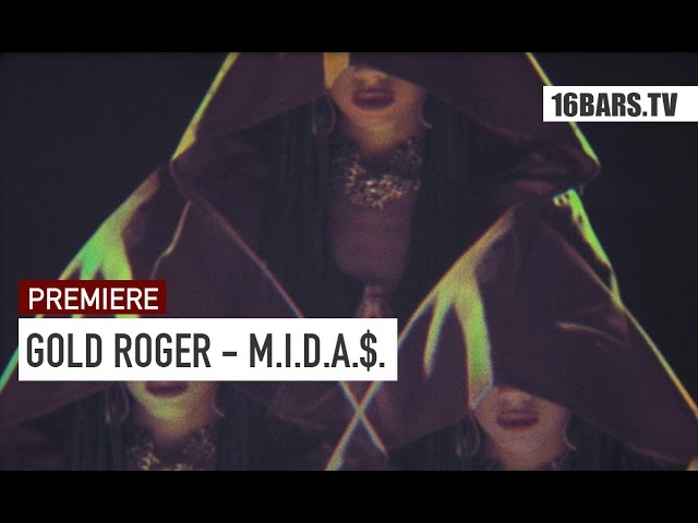 Gold Roger - M.I.D.A.$.