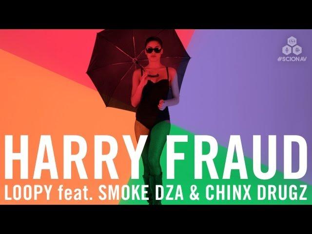 Harry Fraud, Smoke DZA, Chinx - Loopy