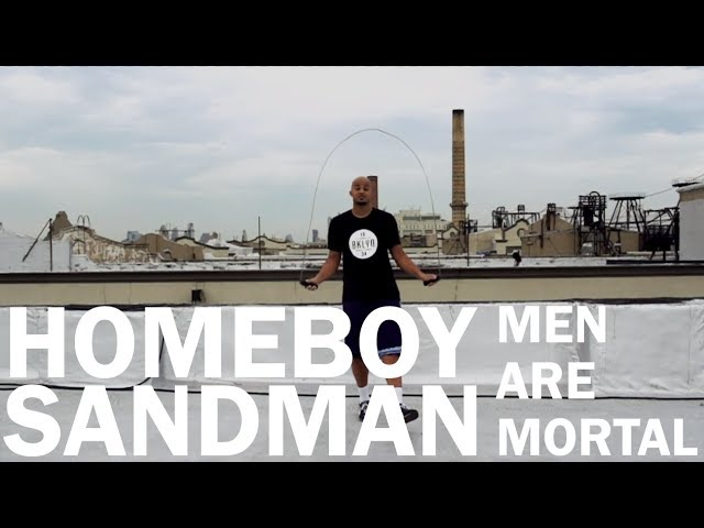Homeboy Sandman - Men Are Mortal