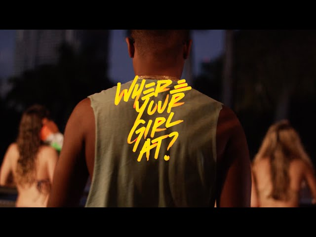 ILOVEMAKONNEN - Where Your Girl At