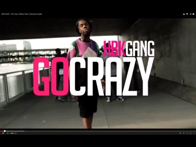 IamSu! - Go Crazy