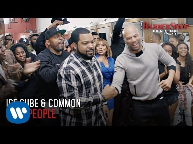 Ice Cube, Common - Real People