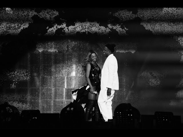 Jay Z, Beyoncé - Young Forever / Halo (live)