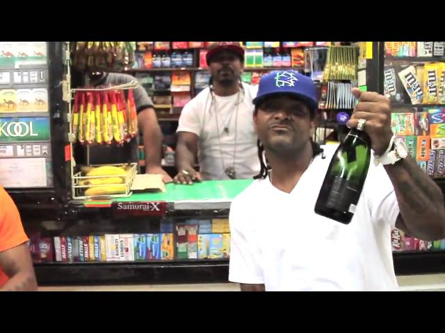 Jim Jones, Sen City - More Than A Hustla