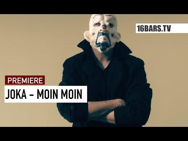 JokA, SiNCH - Moin Moin (16BARS.TV PREMIERE)