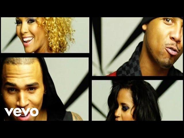 Juelz Santana, Chris Brown, Polow Da Don - Back To The Crib