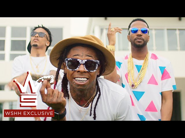 Juicy J, Lil Wayne, August Alsina - Mary Mac