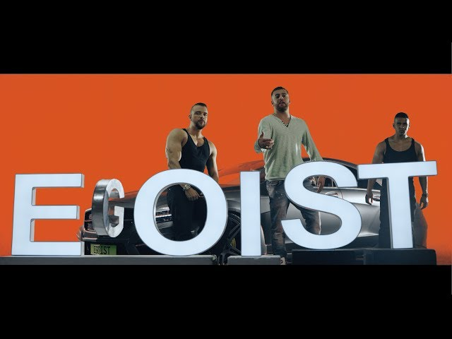 KC Rebell, Kollegah, Majoe - Egoist (Remix)