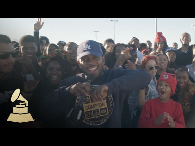 Kendrick Lamar - Allright (Compton/Witness Greatness)