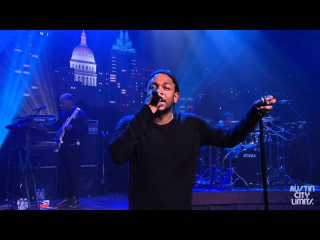 Kendrick Lamar - Hood Politics (live)