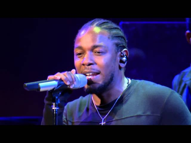 Kendrick Lamar - These Walls (Orchestra Live Version)