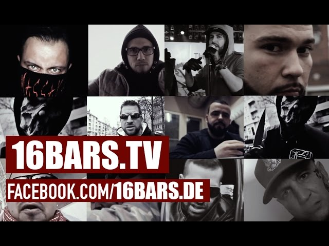King AMX, MC Bogy, B-Tight, Colos, Chefket, Big Baba, Massaka, Rako - 030...