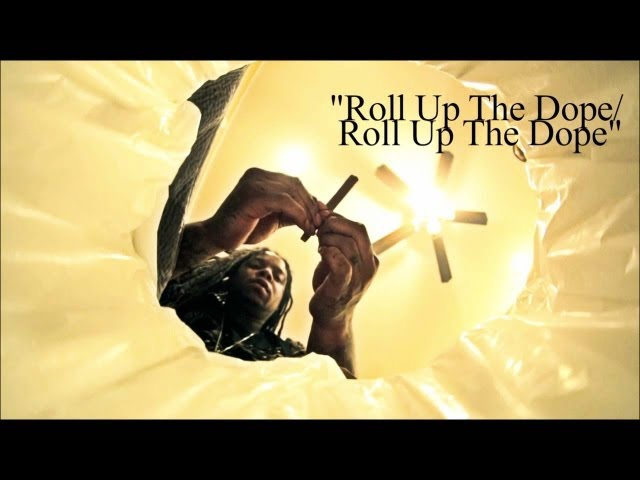 King L - Roll Up The Dope